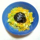 ☆アボカドおしんこ海苔佃煮☆