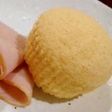 【糖質制限】お食事系♪基本のおから蒸しパン