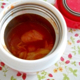 スープジャー調理*トマトスープ