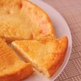 HMとスライスチーズで超簡単チーズケーキ☆節約にも