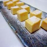 フライパンで♪豆腐入りチーズケーキ