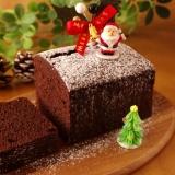 HMでクリスマスの超簡単☆チョコレートケーキ