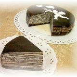 ティラミス風ショコラミルクレープ