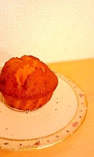 ほっこり黒糖ジンジャーケーキ