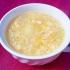 白菜かきたま中華スープ