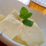 混ぜるだけ!簡単チーズアイス