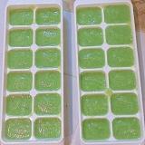話題の野菜ミックス緑氷【ブロッコリー&かぶ】