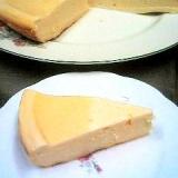 炊飯器で簡単!!豆腐入りヘルシーチーズケーキ♡