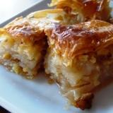 トルコのお菓子★パート・フィローで作るバクラヴァ