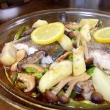 おもてなしにピッタリ白身魚のオーブン焼き