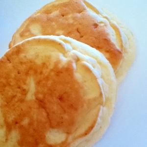 ふわふわ、しあわせ!「パンケーキ」レシピ