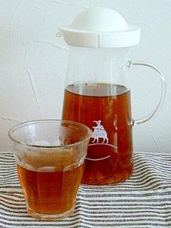梅シソ麦茶★塩分・ミネラル補給にピッタリ