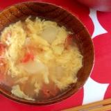 干しエビと大根の中華スープ
