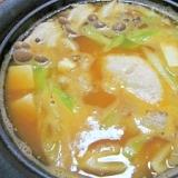 韓国の夏料理☆ 「参鶏湯」活用鍋