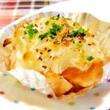 お弁当に★鮭のマヨネーズ焼き