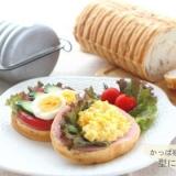 ライ麦ラウンド食パン 【No.338】