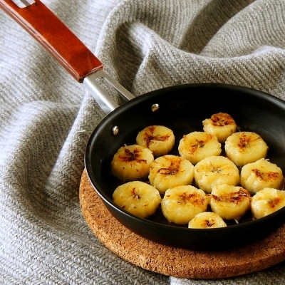 寒い季節はホットバナナを美容食に摂り入れよう!