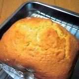 HBで♪しっとり爽やかレモンパウンドケーキ