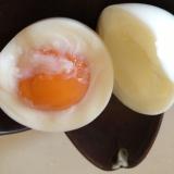 半熟簡単!!蒸し卵!!