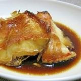 ヘルシオで簡単★赤魚の煮付け