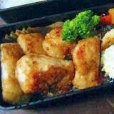 鶏ムネ肉のマヨしょうゆ焼き