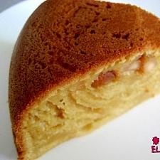 炊飯ジャー&HMで簡単■キャラメル・シナモンケーキ