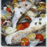 塩麹で旨みUP!鯛とあさりのアクアパッツァ!