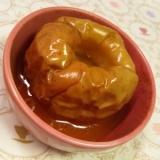 焼きリンゴ☆レンジで簡単