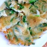 カリふわ「チヂミ」レシピ