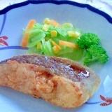 美味しい~♪白身魚の揚げ煮