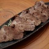 豚肩ロースかたまり肉のルイボスティー煮