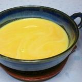 ミルクとかぼちゃのジンジャースープ