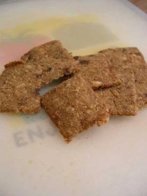 100%おからクッキー黒砂糖