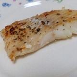 タラのオリーブオイル焼き