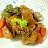 ☆鶏手羽中のテリテリ煮☆