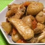 炊飯器で作る常備菜*あるもの煮物