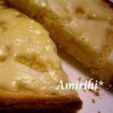 お試しあれ♪はちみつチーズトースト