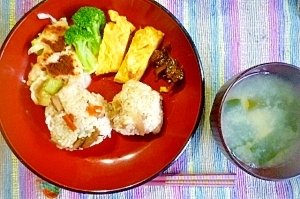 ワンプレート和食