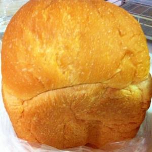 HBで簡単!!ふわふわw♪食パン