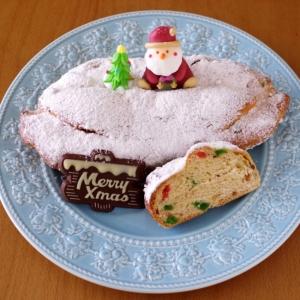 簡単に本格味♪クリスマスのシュトレン☆シュトーレン