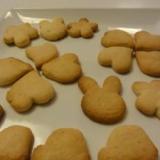 子供と作る♪型抜きメープルクッキー