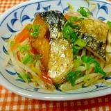 鯖の中華風ソティ