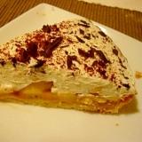 濃厚なキャラメルのイギリスのお菓子 バノフィーパイ