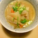 温まります☆野菜た〜ぷり豚汁