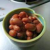 ル・クルーゼで節約煮豆 お弁当にも♪