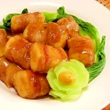 こってり角煮風☆豚バラ高野豆腐
