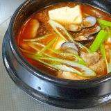 代用のシジミが大ヒット! 「純豆腐鍋風」