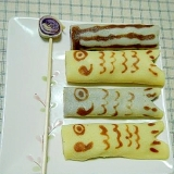 米粉クレープ(鯉のぼりクレープ)