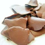 カカオマスから手作りチョコレート