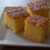 トルコのお菓子★オレンジ風味のレヴァニ